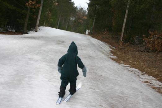 last ski March 2011