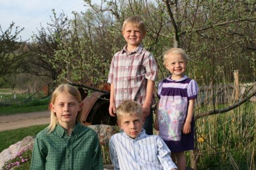 crab apple tree kids