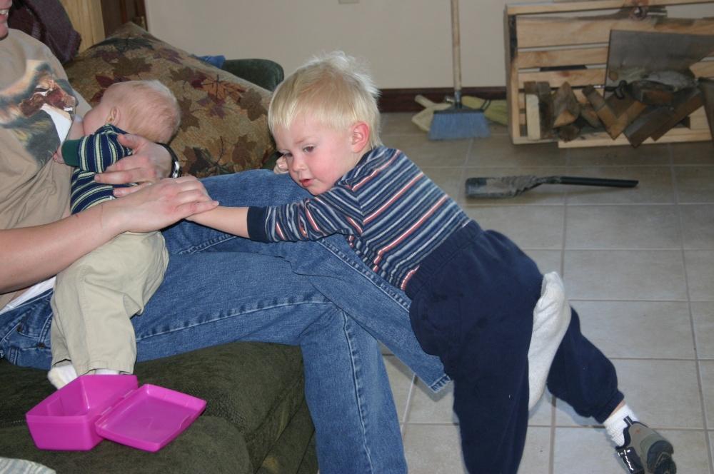 World Breastfeeding Week - 2011 (6/6)