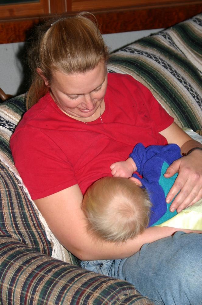 World Breastfeeding Week - 2011 (2/6)