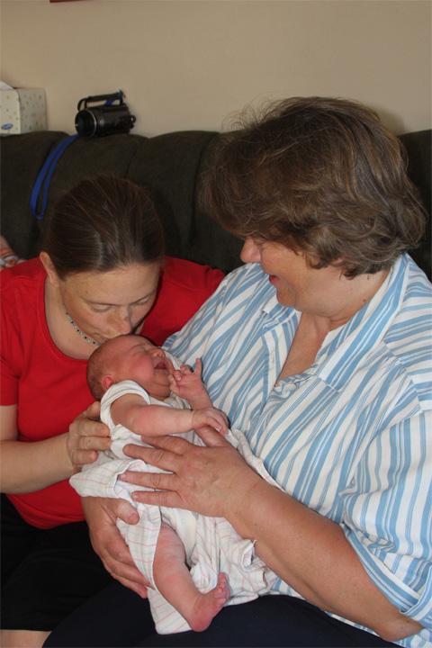 3 generations with Nola Mae copy