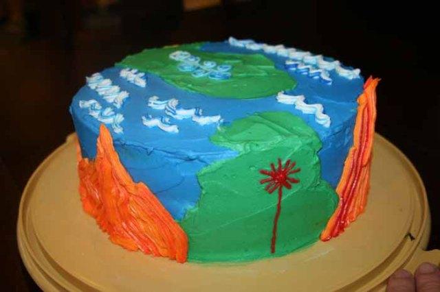 Cake RW 9th b-day