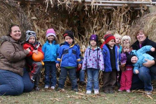 field trip Henry's class