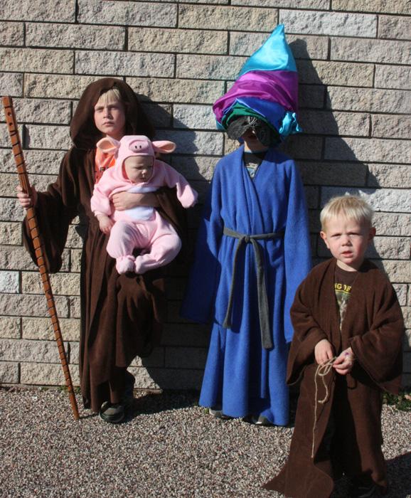 Halloween customes 2012