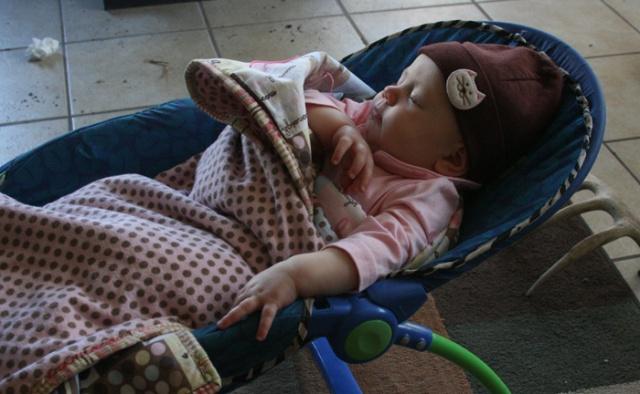 Nola Mae Napping