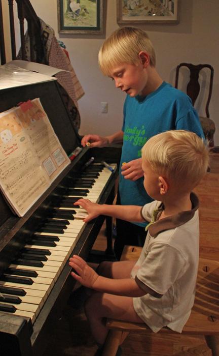 Piano Henry & Robbie