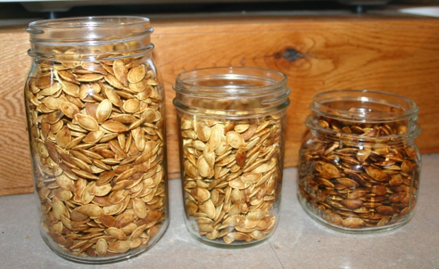 pumpkin seeds 2012