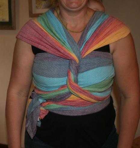 wrap light rainbow twist