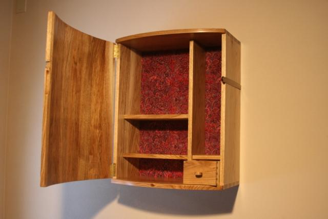 Cabinet Jack built