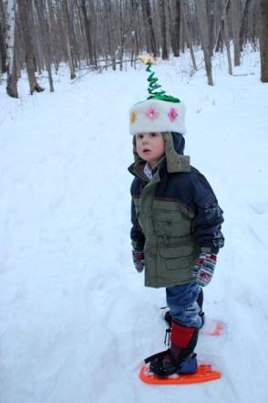 Christmas elf Henry Vater