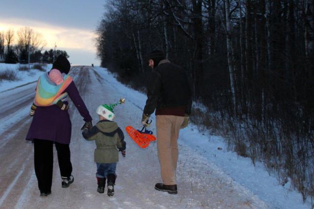 Christmas walk, 12-23-2012