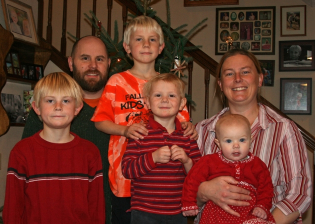 Family Dec 2012