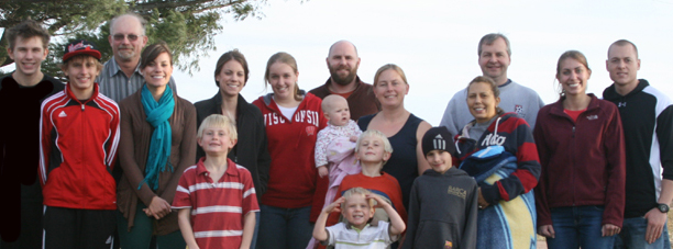 Family Thanksgiving 2012