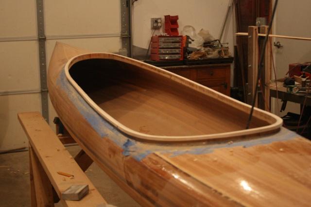 kayak thwart