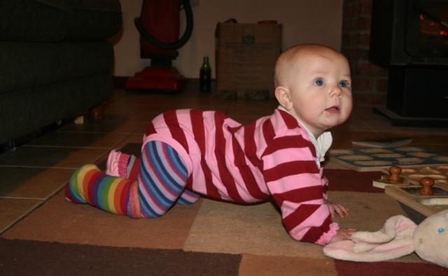 Nola Mae stripes