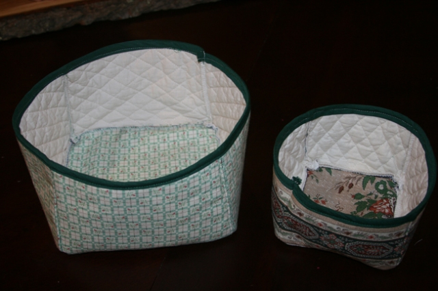 sewing clothes bowls