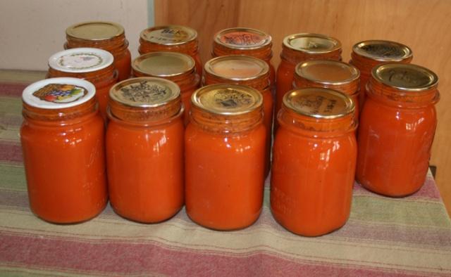 Tomato soup 2012