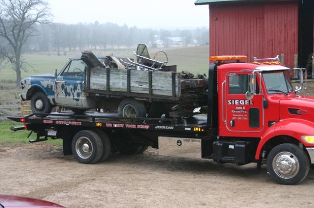 truck for junk Samson