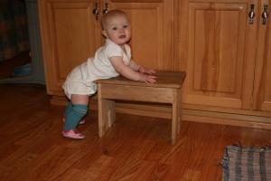 Kitchen stool Nola Mae 1