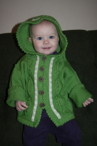 Sweet Pea sweater Nola Mae
