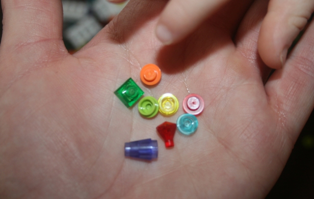 Lego store small Legos