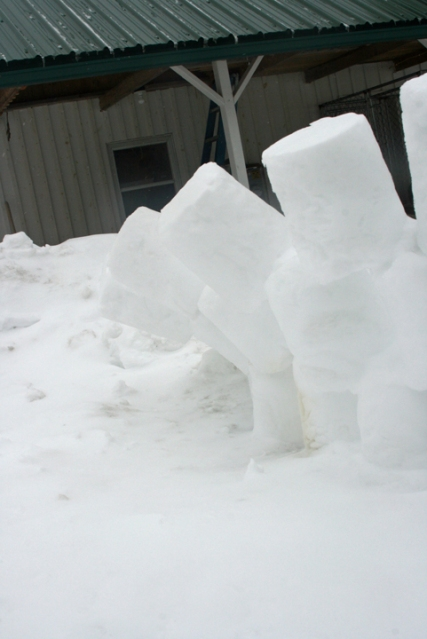 snow fort meltdown 3