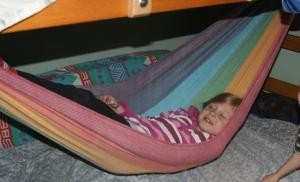 Wrap hammock G