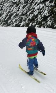 Birkie ski