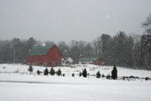 Easter blizzard