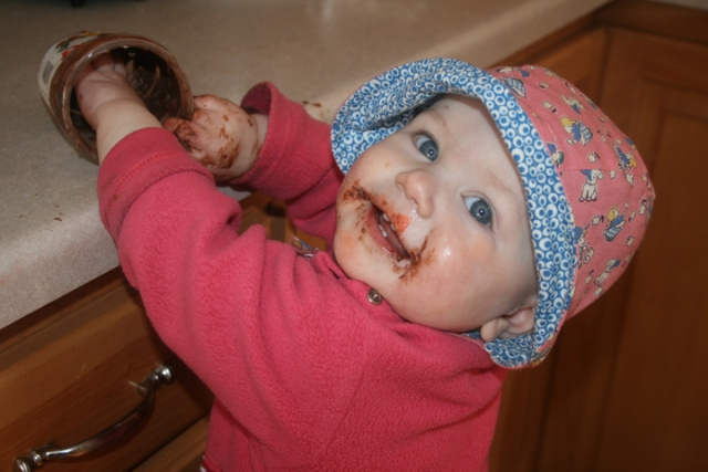 Nola Mae Nutella