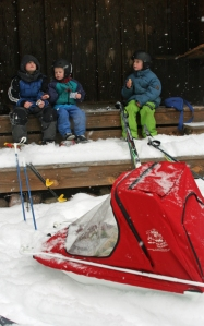 Skiing Jan 25th