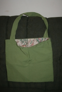 bag to match ring sling