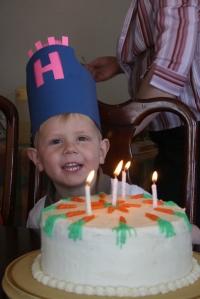 cake Henry birthday