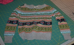 kid's sweater