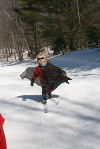 last ski