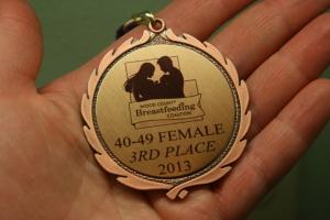 medal 5K