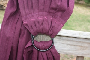ring sling plum mine new shoulder