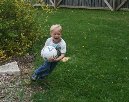 henry kick ball