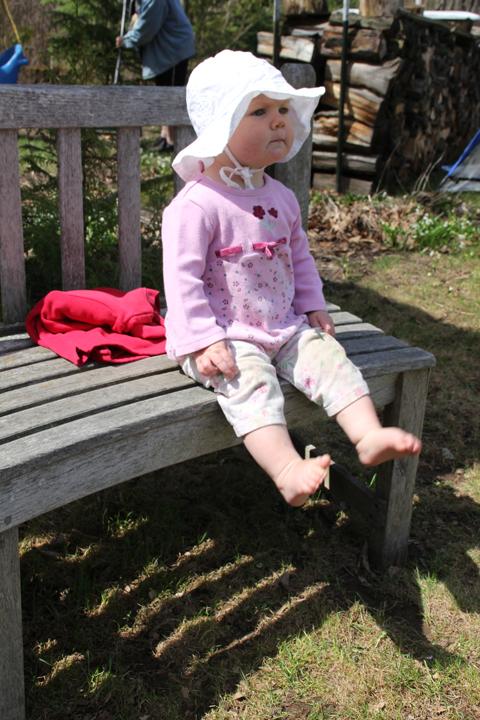 Nola Mae bench