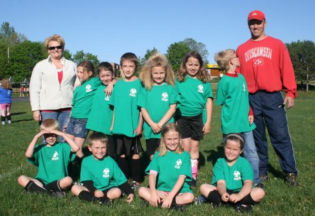 soccer team Charlie