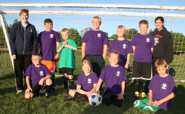 soccer team Robbie