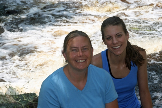Big Falls w Danna