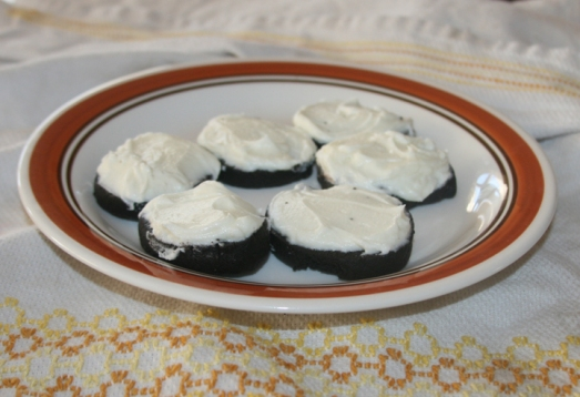 Oreos homemade