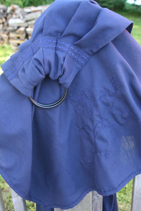 ring sling blue