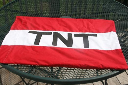 pillow case TNT Landon