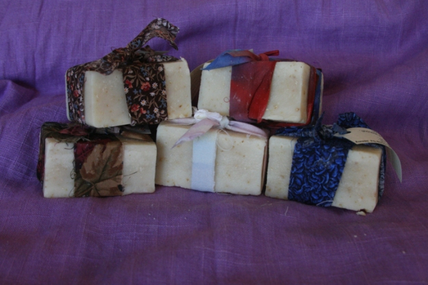 soap patchouli orange