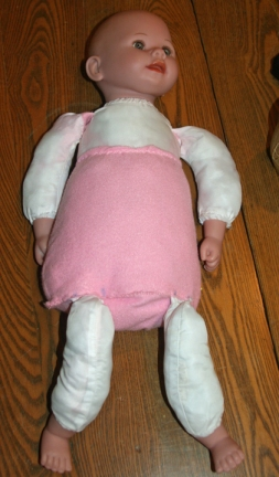 baby doll finished 1