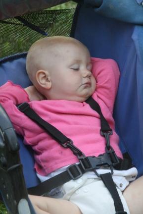 Nola Mae sleeping 2