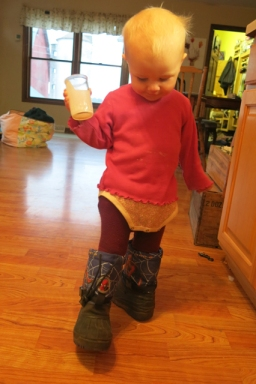 boots Nola Mae