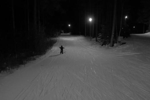 IWSC at night